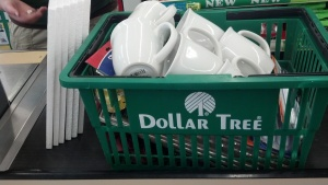 Dollar Tree Pinterest Project