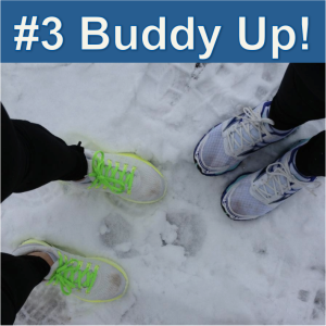 #3 Winter Running Tip: Buddy Up