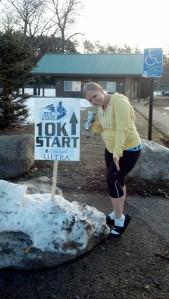 Run for the Lakes 10k Start