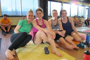 Beginner Guest Day Yoga Sculpt Teacher Training