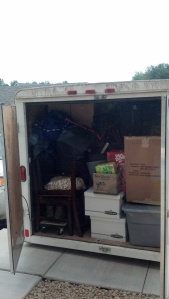 Packing a Trailer