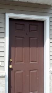 Townhome Door