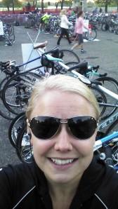 Pre Race Nerves Iron Girl Bloomington