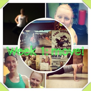 Move Nourish Believe Week 1