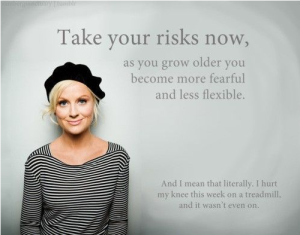 Amy Poehler Quote