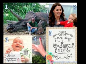 Five Funny Things Katie Looking Forward