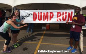 run to the dump 2014