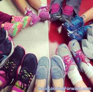 Dance Coach Feet