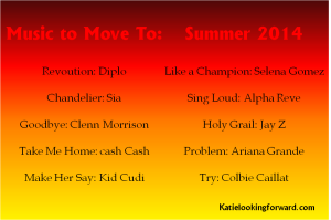 Summer 2014 Music