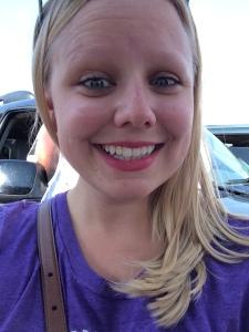 Vikings Tailgate Selfie
