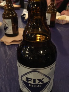 fix, greek beer