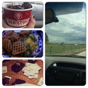 Roadtrip to Des Moines