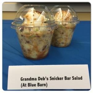 Minnesota State Fair Snicker Salad